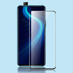 Ultra Clear Full Screen Protector Tempered Glass for Huawei Honor X10 5G Black