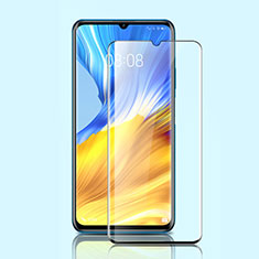 Ultra Clear Full Screen Protector Tempered Glass for Huawei Honor X10 Max 5G Black
