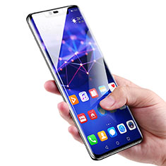 Ultra Clear Full Screen Protector Tempered Glass for Huawei Mate 20 Pro Black
