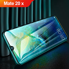Ultra Clear Full Screen Protector Tempered Glass for Huawei Mate 20 X 5G Black