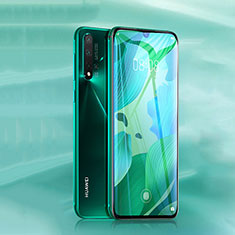 Ultra Clear Full Screen Protector Tempered Glass for Huawei Nova 5 Pro Black