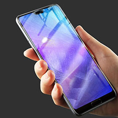 Ultra Clear Full Screen Protector Tempered Glass for Huawei P20 Pro Black