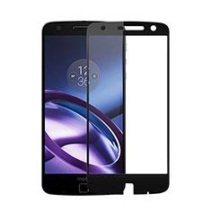 Ultra Clear Full Screen Protector Tempered Glass for Motorola Moto Z Black
