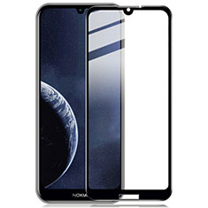Ultra Clear Full Screen Protector Tempered Glass for Nokia 4.2 Black