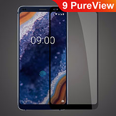 Ultra Clear Full Screen Protector Tempered Glass for Nokia 9 PureView Black