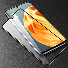 Ultra Clear Full Screen Protector Tempered Glass for Oppo A91 Black