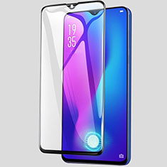 Ultra Clear Full Screen Protector Tempered Glass for Oppo Reno3 A Black