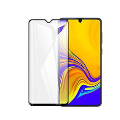 Ultra Clear Full Screen Protector Tempered Glass for Samsung Galaxy A30 Black