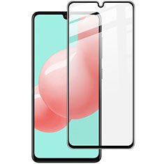 Ultra Clear Full Screen Protector Tempered Glass for Samsung Galaxy A41 Black