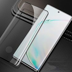 Ultra Clear Full Screen Protector Tempered Glass for Samsung Galaxy S20 5G Black