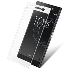 Ultra Clear Full Screen Protector Tempered Glass for Sony Xperia XA1 Ultra White