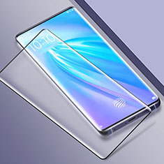 Ultra Clear Full Screen Protector Tempered Glass for Vivo Nex 3 Black