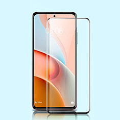 Ultra Clear Full Screen Protector Tempered Glass for Xiaomi Mi 10T Lite 5G Black