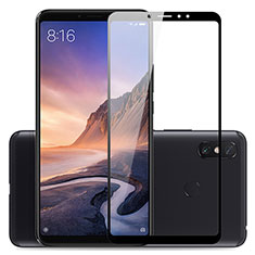 Ultra Clear Full Screen Protector Tempered Glass for Xiaomi Mi Max 3 Black