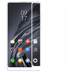 Ultra Clear Full Screen Protector Tempered Glass for Xiaomi Mi Mix 2S White