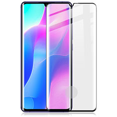 Ultra Clear Full Screen Protector Tempered Glass for Xiaomi Mi Note 10 Lite Black