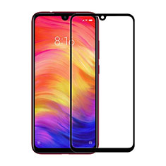 Ultra Clear Full Screen Protector Tempered Glass for Xiaomi Redmi 7 Black