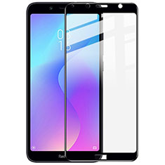 Ultra Clear Full Screen Protector Tempered Glass for Xiaomi Redmi 7A Black