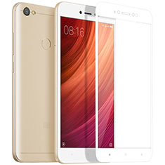Ultra Clear Full Screen Protector Tempered Glass for Xiaomi Redmi Note 5A Pro White