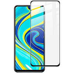 Ultra Clear Full Screen Protector Tempered Glass for Xiaomi Redmi Note 9 Pro Black