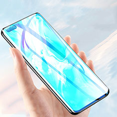 Ultra Clear Full Screen Protector Tempered Glass G01 for Huawei P40 Pro+ Plus Black