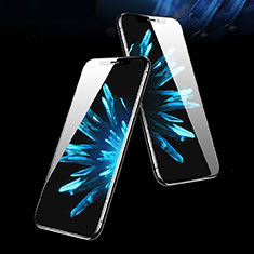 Ultra Clear Full Screen Protector Tempered Glass P05 for Apple iPhone X Black