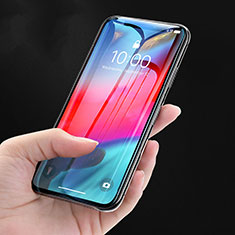 Ultra Clear Full Screen Protector Tempered Glass P08 for Apple iPhone X Black