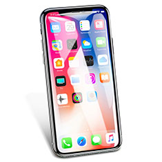 Ultra Clear Full Screen Protector Tempered Glass V02 for Apple iPhone X White