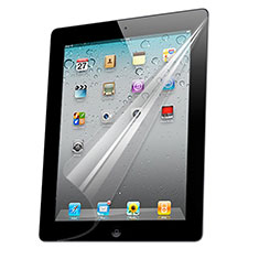 Ultra Clear Screen Protector Film for Apple iPad 3 Clear