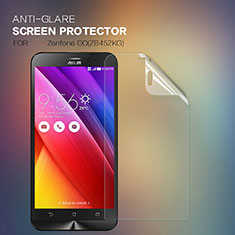 Ultra Clear Screen Protector Film for Asus Zenfone Go ZB452KG ZB551KL Clear