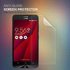 Ultra Clear Screen Protector Film for Asus Zenfone Go ZC500TG Clear