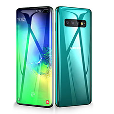 Ultra Clear Screen Protector Front and Back Film F01 for Samsung Galaxy S10 Plus Clear