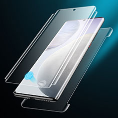 Ultra Clear Screen Protector Front and Back Film F01 for Vivo X60 Pro 5G Clear