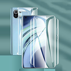 Ultra Clear Screen Protector Front and Back Film F01 for Xiaomi Mi 11 5G Clear