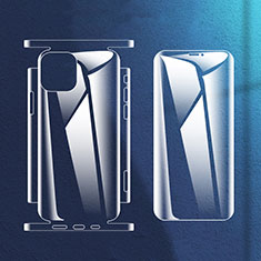 Ultra Clear Screen Protector Front and Back Film for Apple iPhone 12 Mini Clear