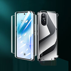 Ultra Clear Screen Protector Front and Back Film for Huawei Nova 8 5G Clear