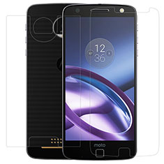 Ultra Clear Screen Protector Front and Back Film for Motorola Moto Z Clear