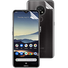 Ultra Clear Screen Protector Front and Back Film for Nokia 7.2 Clear