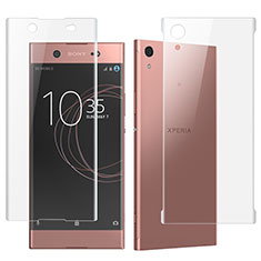 Ultra Clear Screen Protector Front and Back Film for Sony Xperia XA1 Ultra Clear