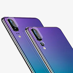 Ultra Clear Tempered Glass Camera Lens Protector C01 for Huawei P20 Clear