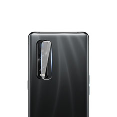 Ultra Clear Tempered Glass Camera Lens Protector C01 for Oppo Find X2 Pro Clear