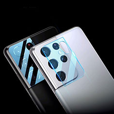Ultra Clear Tempered Glass Camera Lens Protector C01 for Samsung Galaxy S21 Ultra 5G Clear