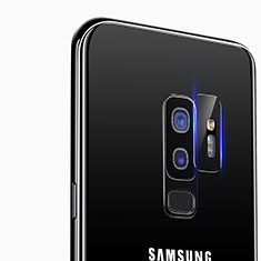 Ultra Clear Tempered Glass Camera Lens Protector C01 for Samsung Galaxy S9 Plus Clear