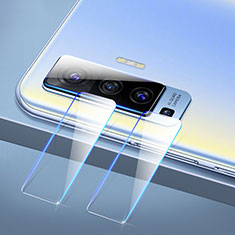 Ultra Clear Tempered Glass Camera Lens Protector C01 for Vivo X50 5G Clear