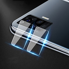Ultra Clear Tempered Glass Camera Lens Protector C01 for Vivo X51 5G Clear
