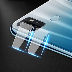 Ultra Clear Tempered Glass Camera Lens Protector C02 for Oppo A32 Clear