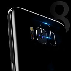 Ultra Clear Tempered Glass Camera Lens Protector C02 for Samsung Galaxy S8 Plus Clear