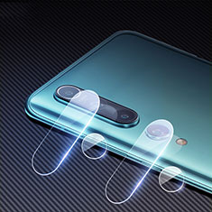 Ultra Clear Tempered Glass Camera Lens Protector C02 for Xiaomi Mi 10 Clear