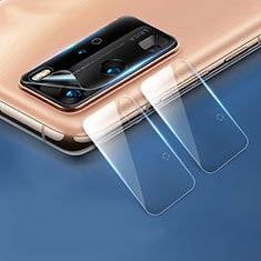 Ultra Clear Tempered Glass Camera Lens Protector C04 for Huawei P40 Pro Clear