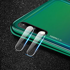 Ultra Clear Tempered Glass Camera Lens Protector for Huawei Enjoy 10 Clear